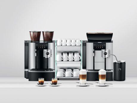 JURA Kaffeevollautomaten fürs Büro
